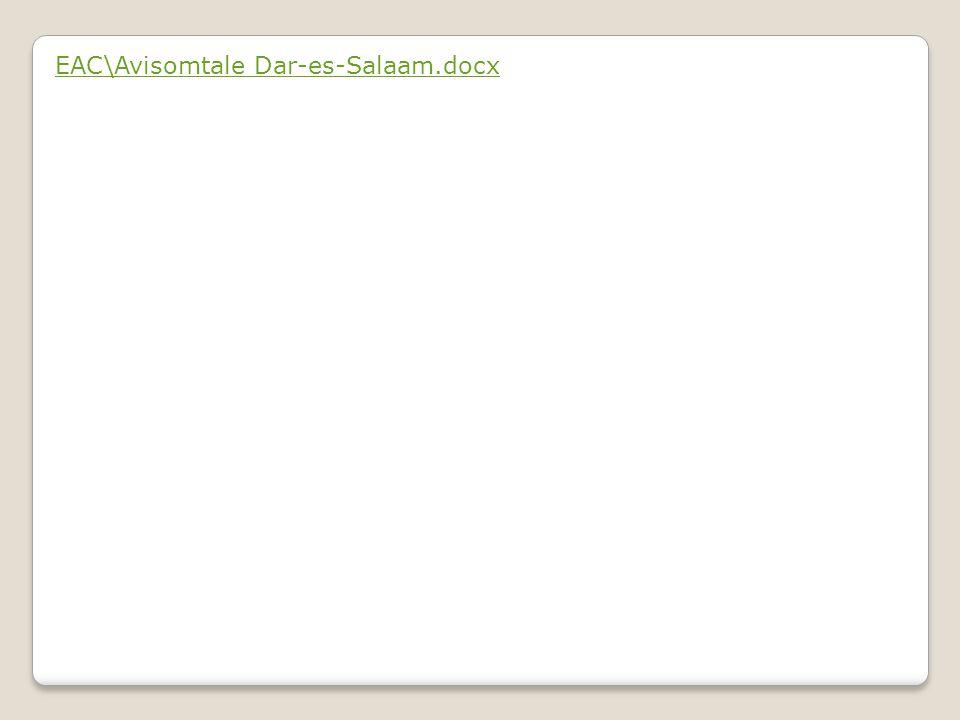 EAC\Avisomtale Dar-es-Salaam.docx
