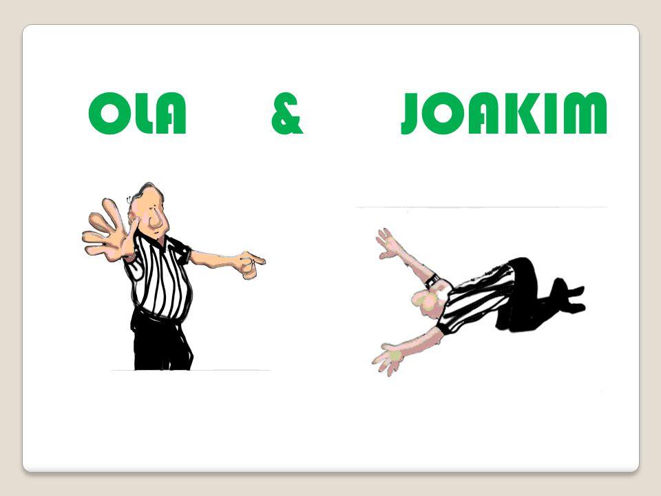 OLA & JOAKIM