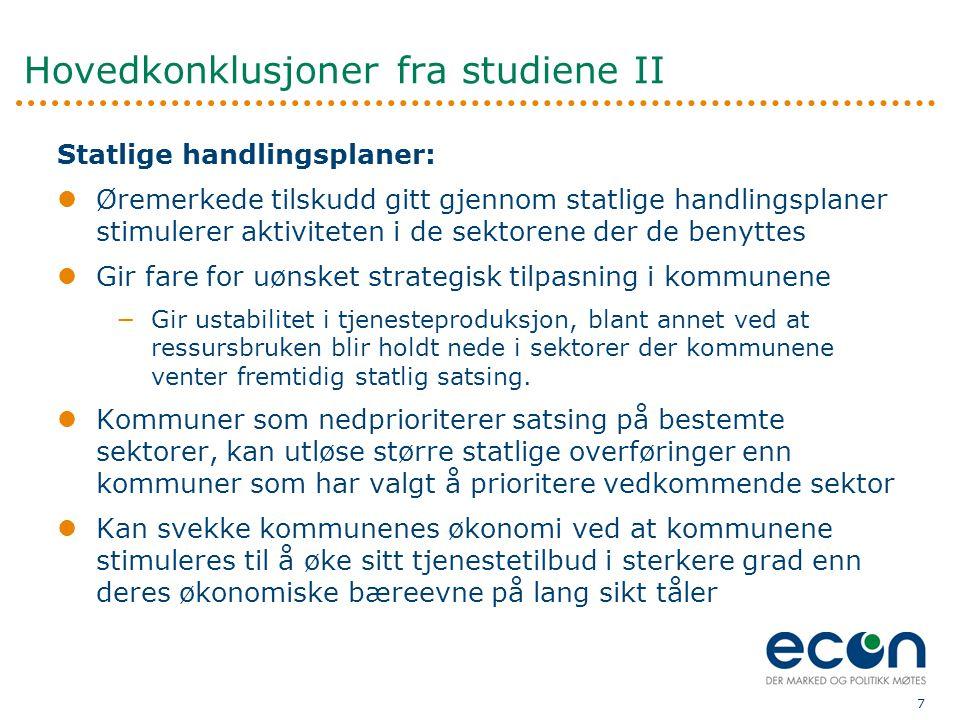 8 ECON - kontaktinformasjon www.econ.no Stavanger Kirkegaten 3 4006 STAVANGER Telefon: +47 45 40 50 00 e-post: stavanger@econ.no København Nansensgade 19, 6.