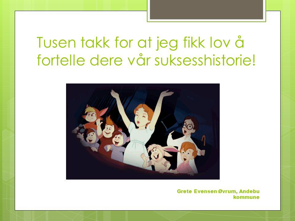 Tema på kurset  Fysisk aktivitet  Energimobilisering  Ernæring  Psykisk Helse  Hjelpeapparatet/ selvhjelpsgrupper  Veien videre--- andre tilbud Grete Evensen Øvrum, Andebu kommune