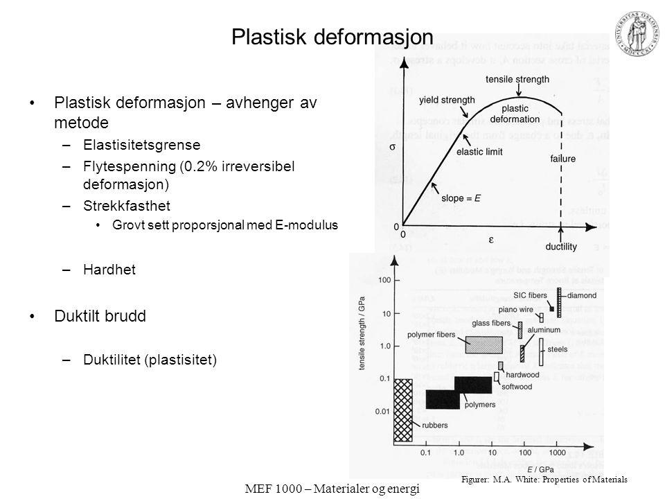MEF 1000 – Materialer og energi Biologiske kompositter – naturens egne konstruksjonsmaterialer