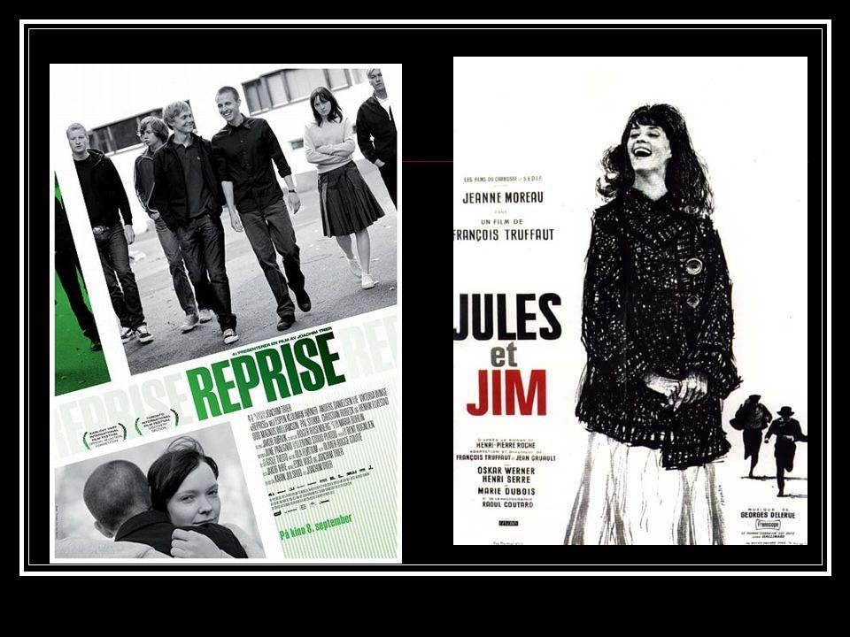 Erik Løchen Debuterte med Jakten, 1959 Filmen blir sett i sammenheng med fransk bølgefilm Løchen var Triers bestefar
