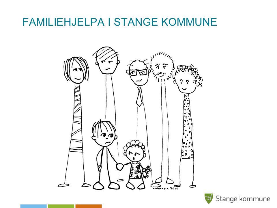FAMILIEHJELPA I STANGE KOMMUNE