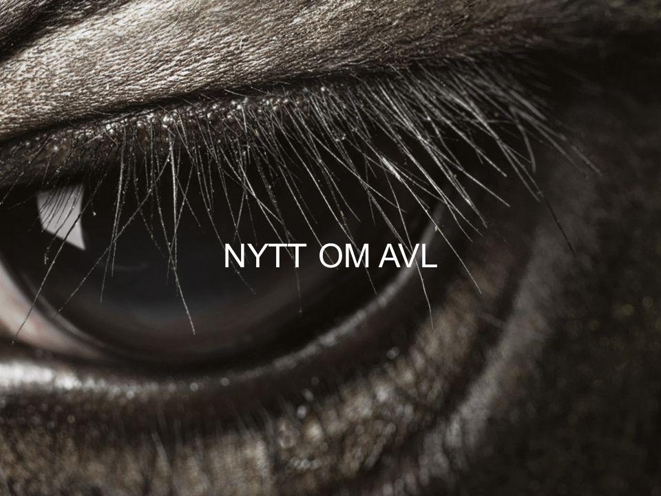 NYTT OM AVL