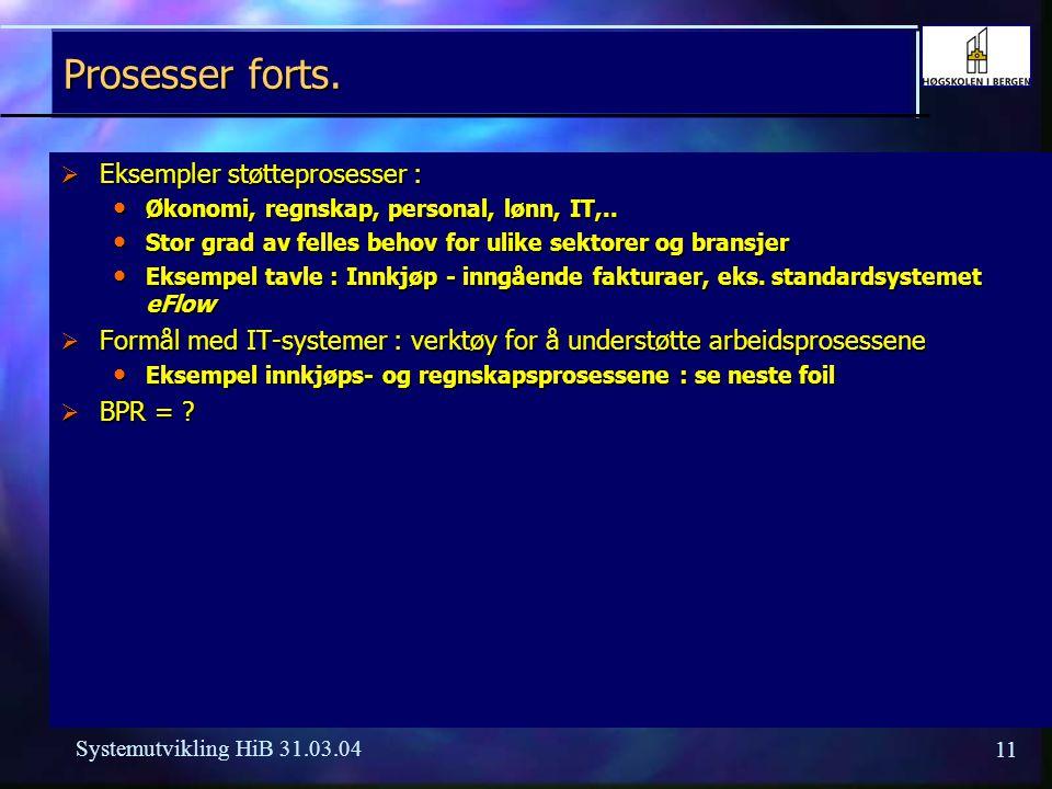 10 Systemutvikling HiB 31.03.04 ssss