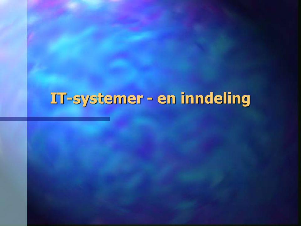 16 Systemutvikling HiB 31.03.04 Før prosjektstart Noen sentrale spørsmål før et systemutviklingsprosjekt initieres (forutsetter at et programvarehus står bak ) :  Hva er formålet med systemet .