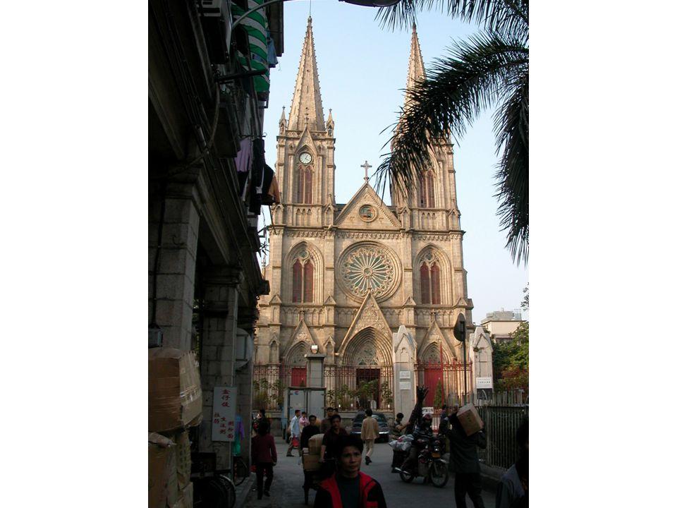 Katolsk kirke i Guangzhou