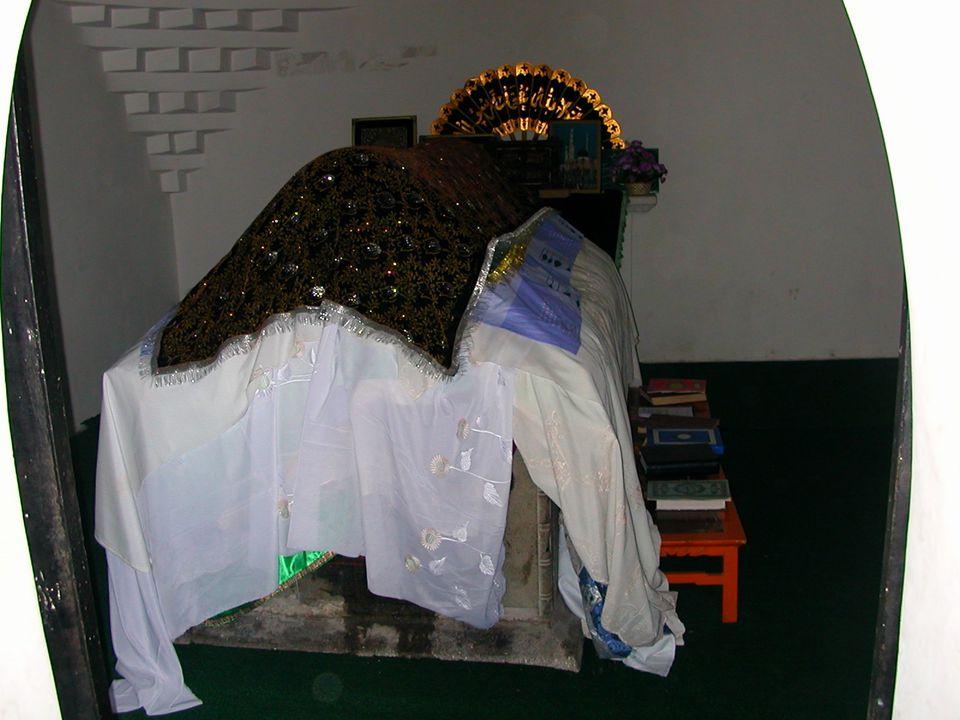 Moske ved Waqqas's grav