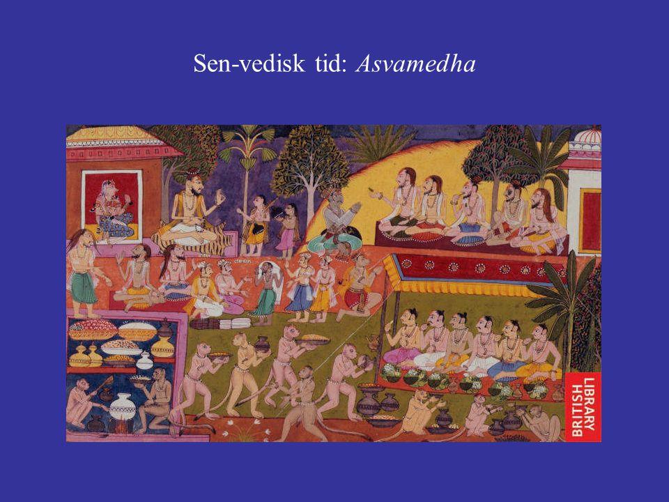 Sen-vedisk tid: Asvamedha