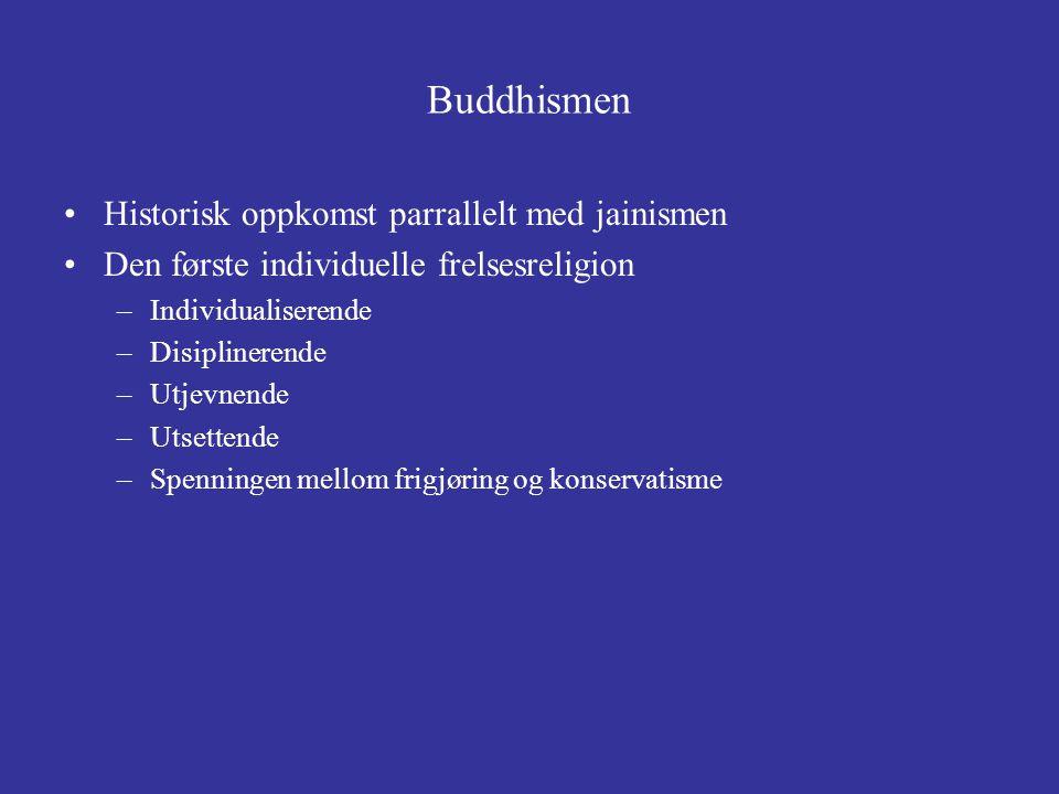Buddhismen Siddharta Gautama, 400-t.f.v.t.