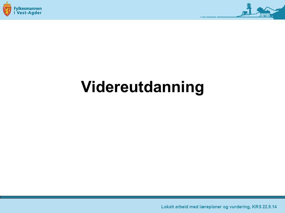 Felles nasjonalt tilsyn  VEST-AGDER: 3 kommuner høsten 2014  Veiledning om temaet for alle kommuner FØR tilsyn – og etter tilsyn.