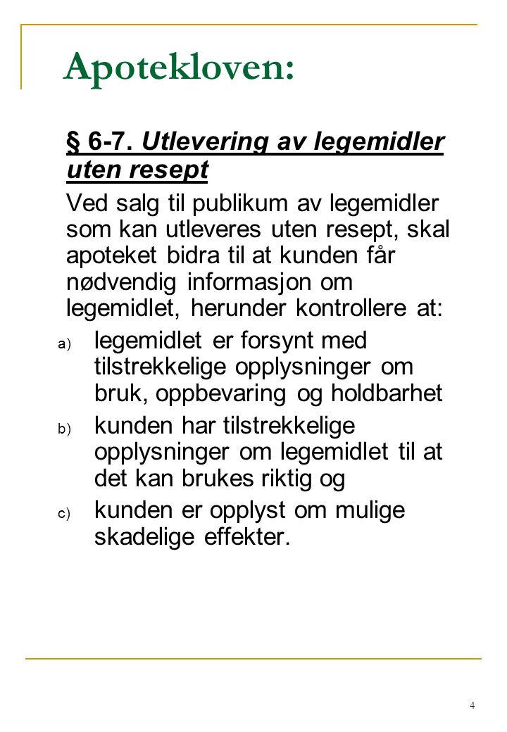 5 Helsepersonell-loven § 10.Informasjon til pasienter m.v.