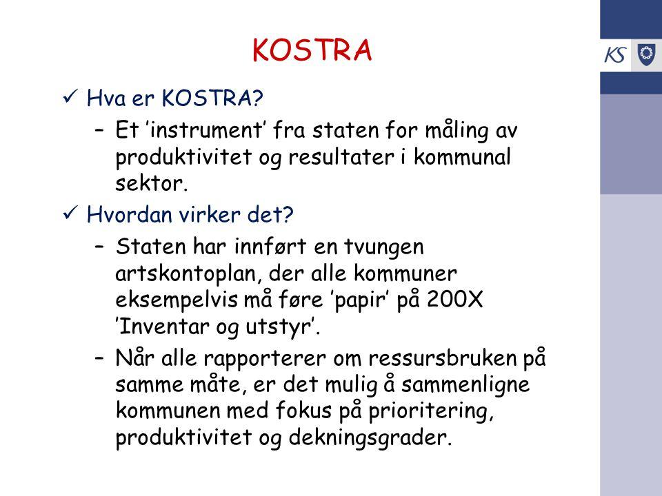 Fakta om konsultasjonsordningen: Konsultasjonsordningen har et eget system for kostnadsberegninger av reformer.
