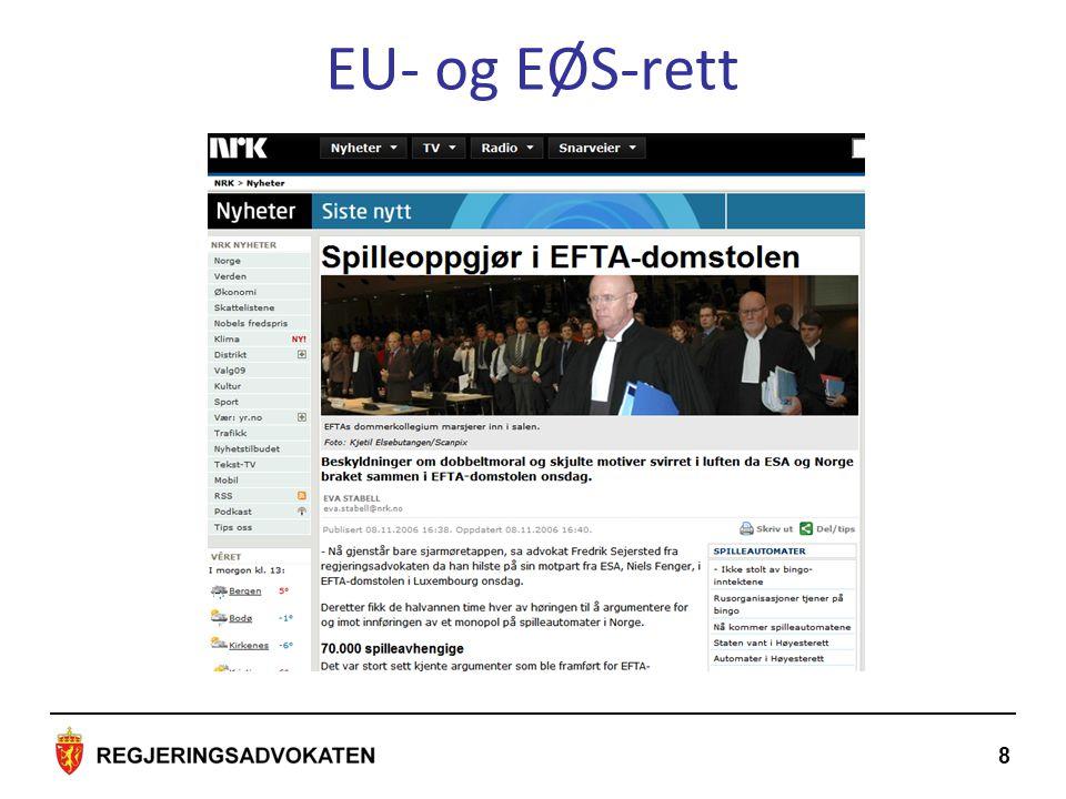 EU- og EØS-rett 8