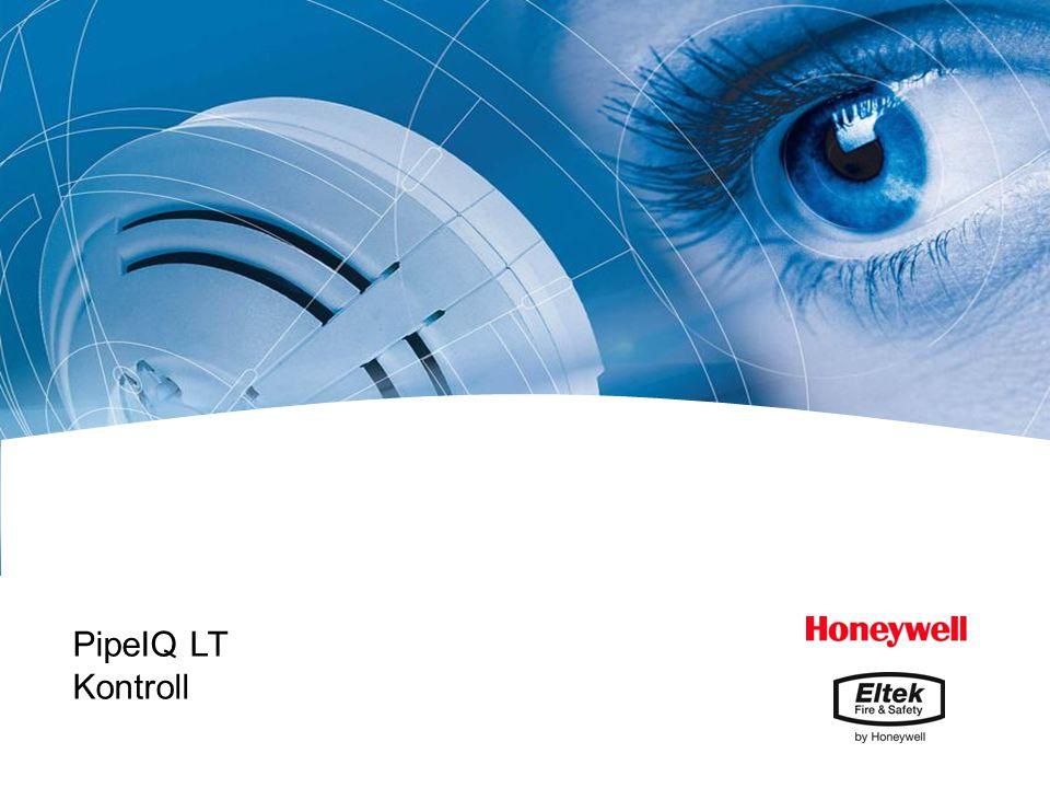 Velg kontroll Velg kontrollfliken for kontroll og test av enheten og se på hendelsesloggen
