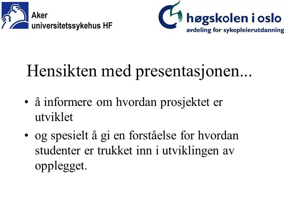 Fig.1: The content of the new model De øvrige faggruppene på posten, dvs.