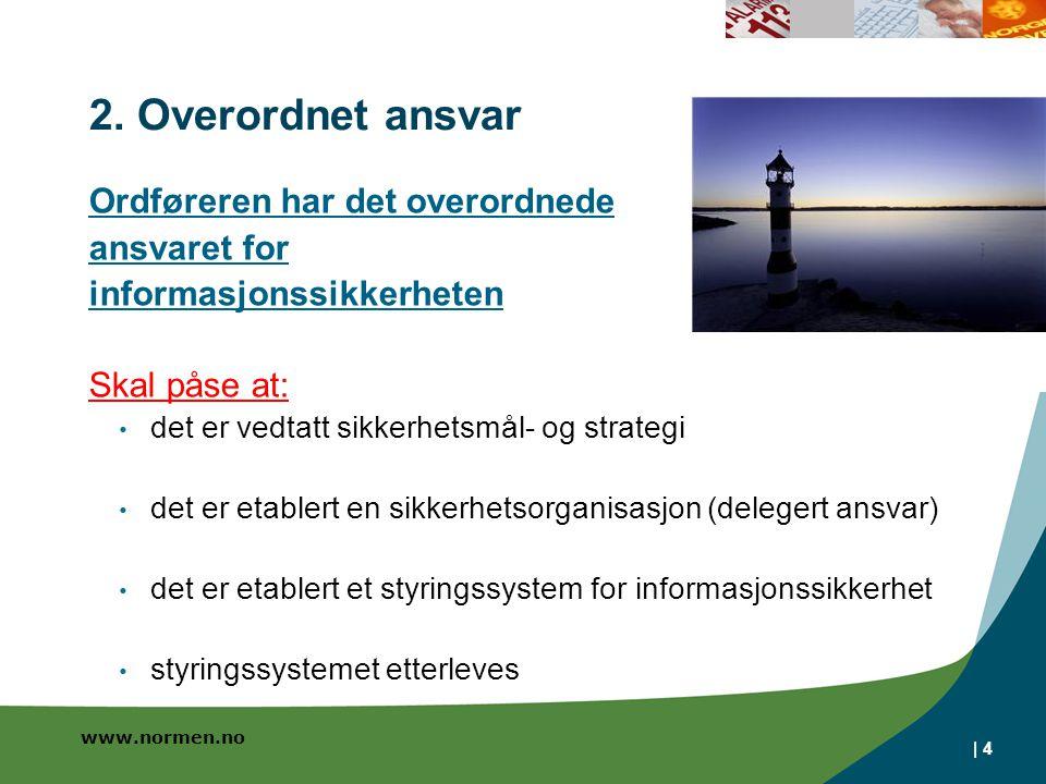 www.normen.no | 4 2.