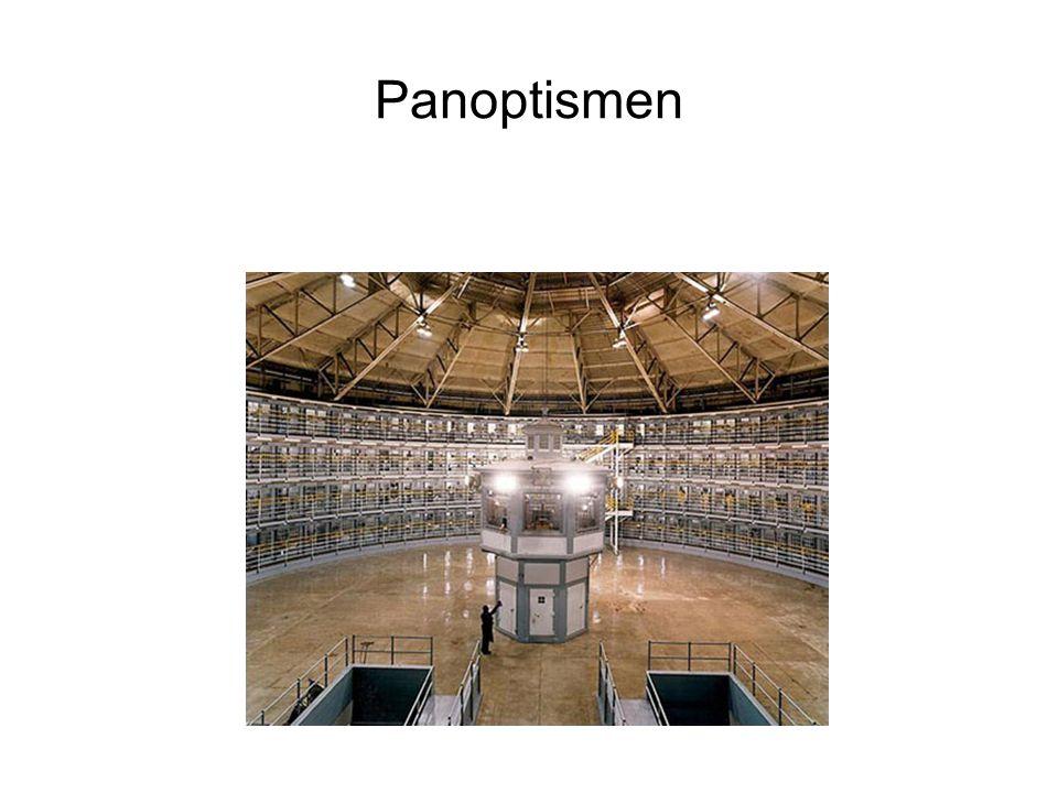 Panoptismen