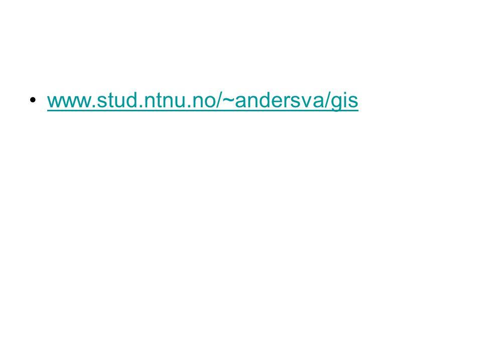 www.stud.ntnu.no/~andersva/gis