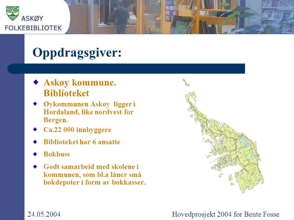 Oppdragsgiver: Askøy kommune.