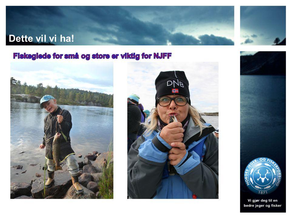 NJFF Agder ønsker Mange gode fiskeplassar fra fjord til fjell.