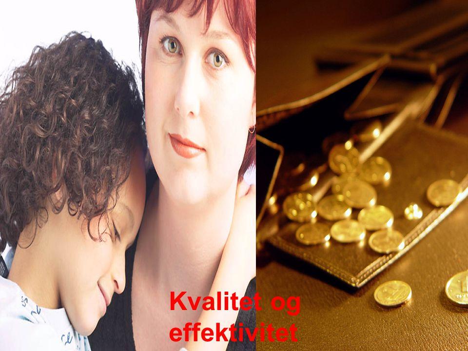 KS Utdanning Presentasjon 2009 Kvalitet og effektivitet