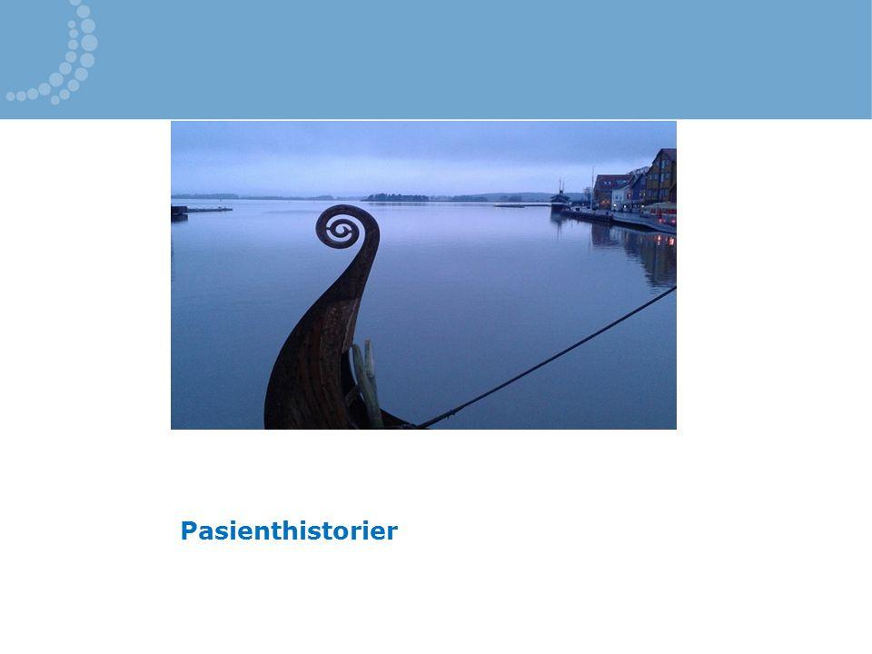 Pasienthistorier