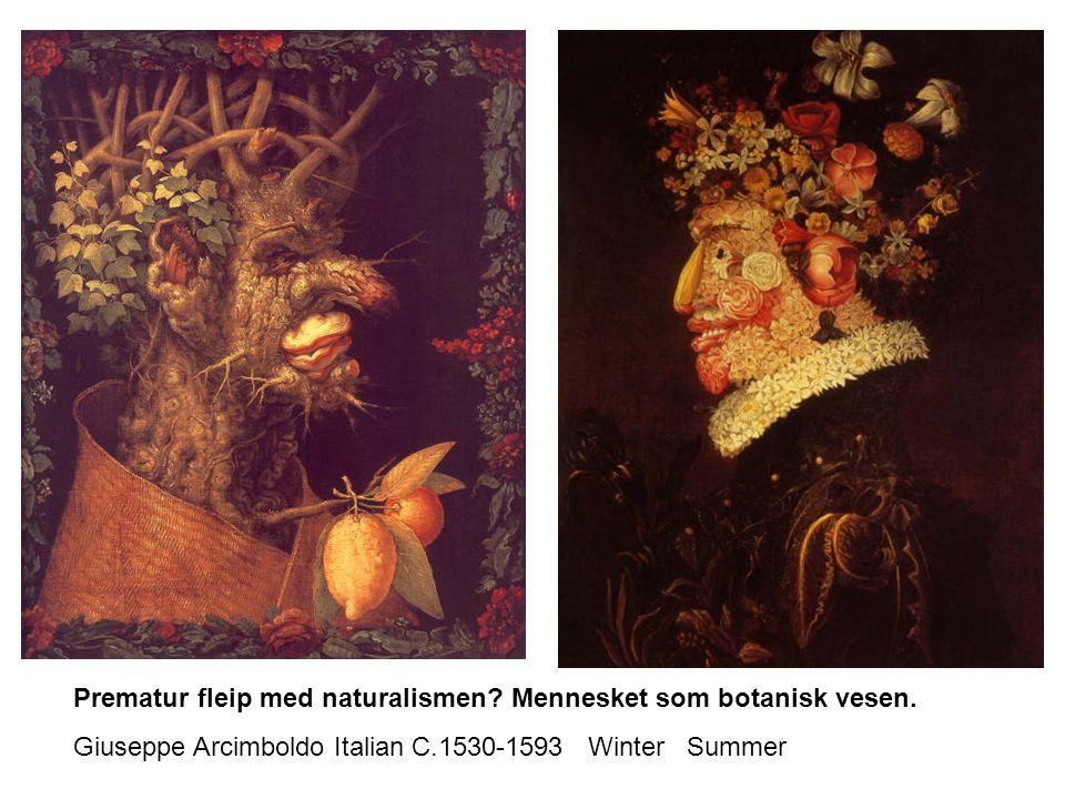 Den moderne naturalismens fødsel? William Blake British 1757-1827 Newton