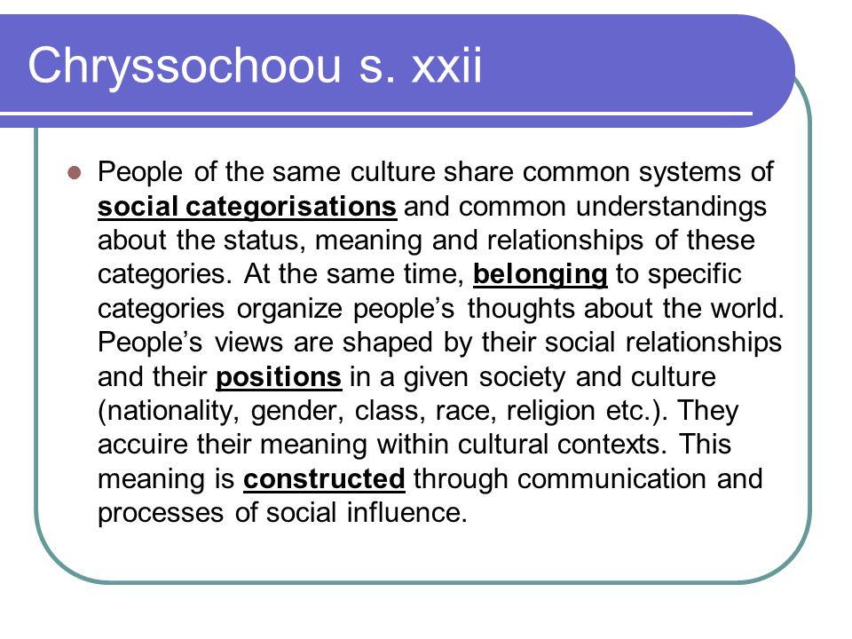 Kulturpsykologi Retter oppmerksomheten mot relasjonen mellom mennesker og omverdenen Sosiokulturelle miljøer har en vesentlig betydning for hvordan mennesker tenker, lærer og utvikler seg