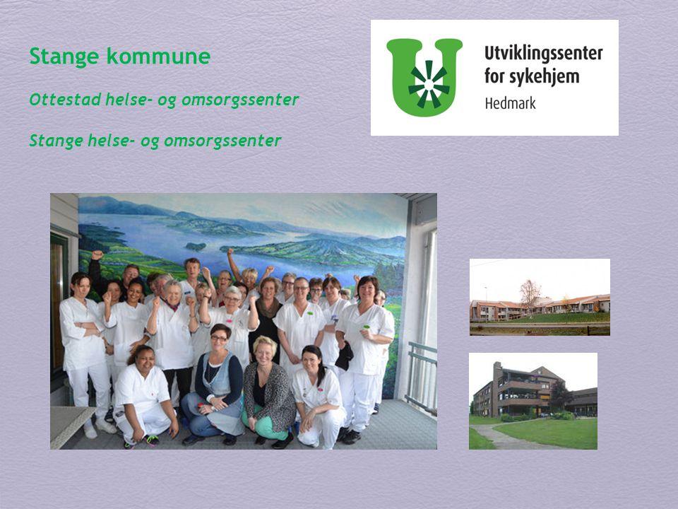 Stange kommune Ottestad helse- og omsorgssenter Stange helse- og omsorgssenter