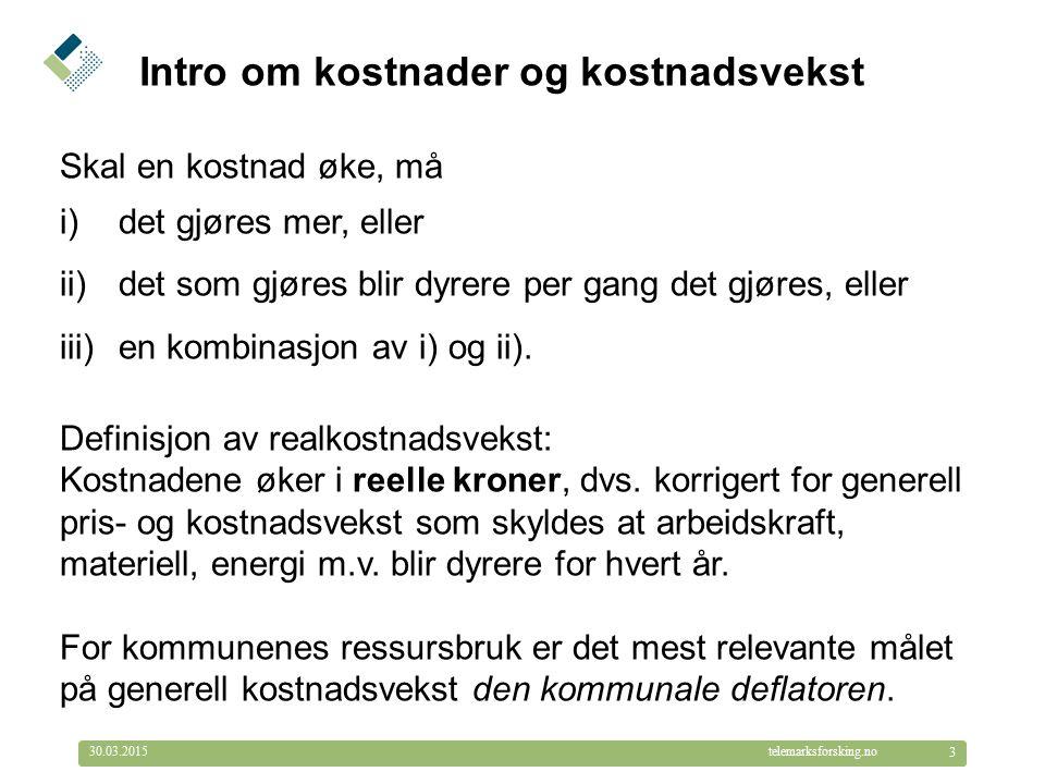 © Telemarksforsking telemarksforsking.no Mer i rapporten……. Takk for oppmerksomheten!