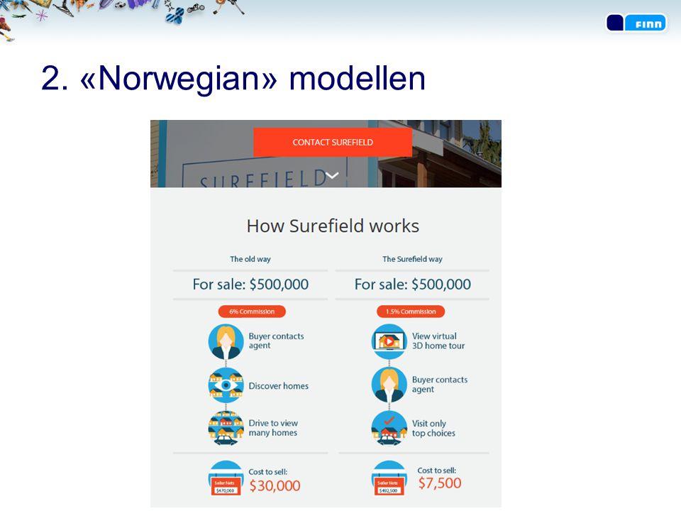 2. «Norwegian» modellen