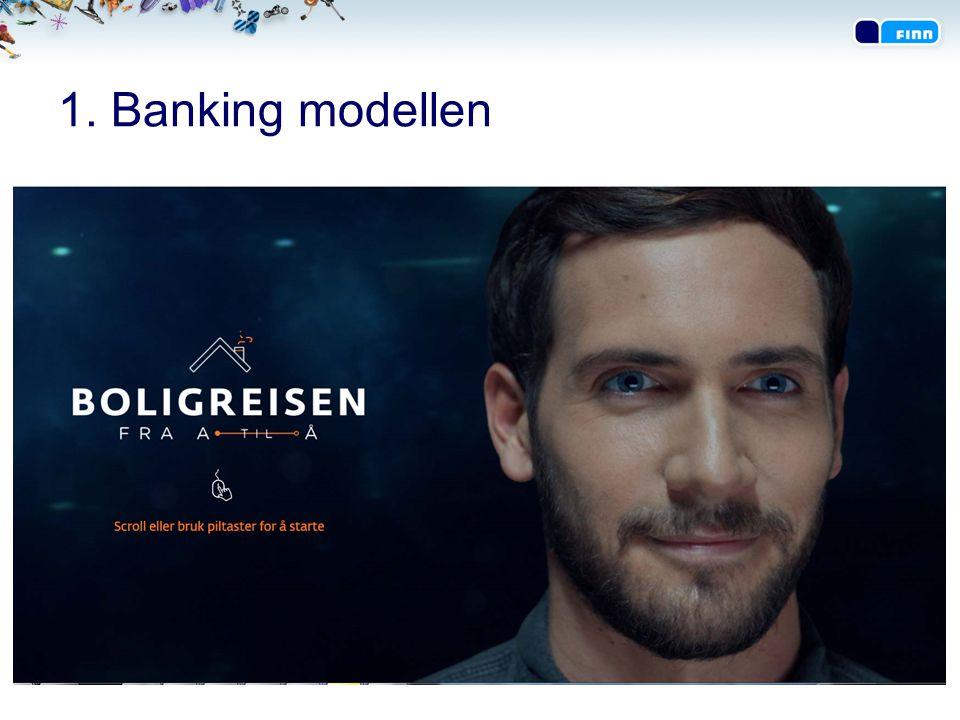 1. Banking modellen