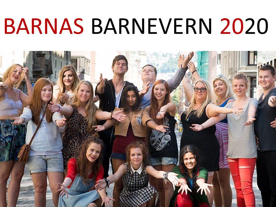 BARNAS BARNEVERN 2020