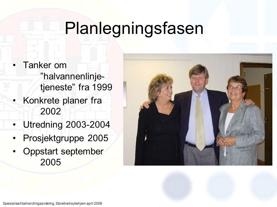 Klikk for å redigere tittelstil i malen Klikk for å redigere tekststiler i malen Andre nivå Tredje nivå Fjerde nivå Femte nivå 39 Spesialisert behandlingsavdeling, Storetveit sykehjem april 2008 Hvilke pasienter.