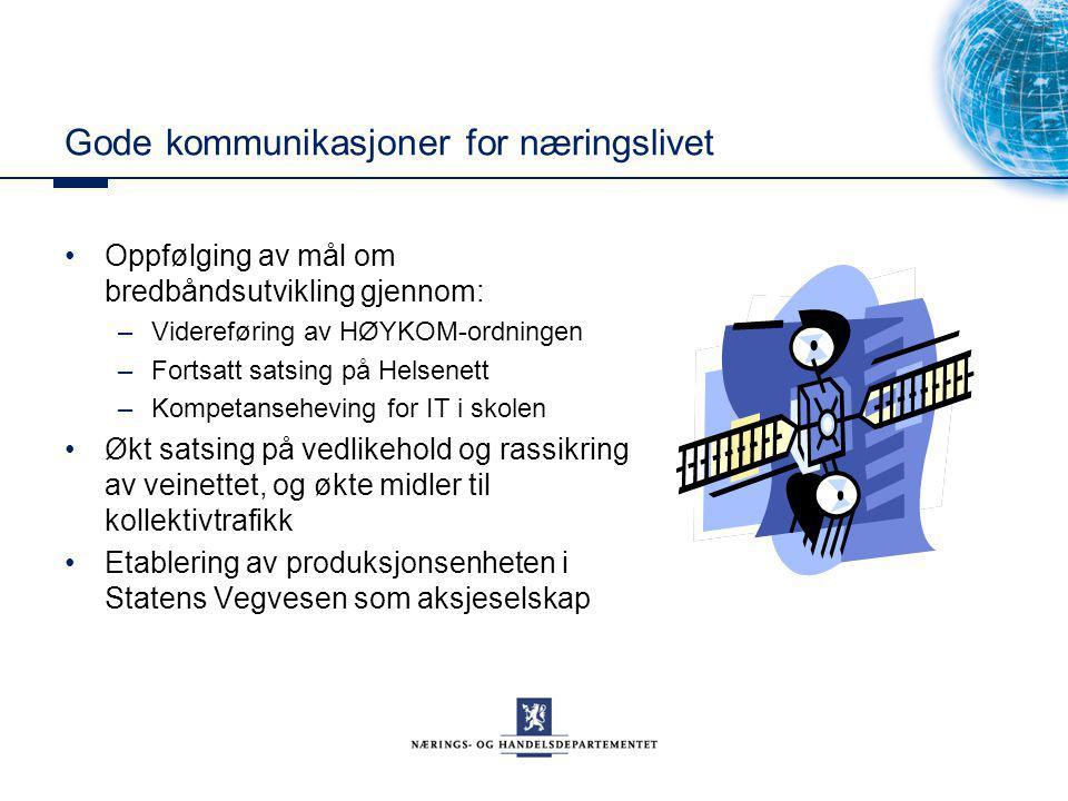 Sjøfolk Regjeringen foreslår å avvikle refusjonsordningen og nettolønnsordningen for sjøfolk fra 1.