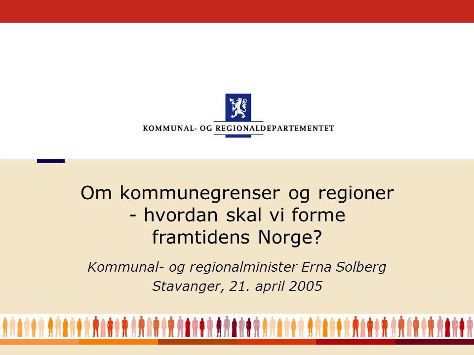 Kommunal- og regionaldepartementet 2