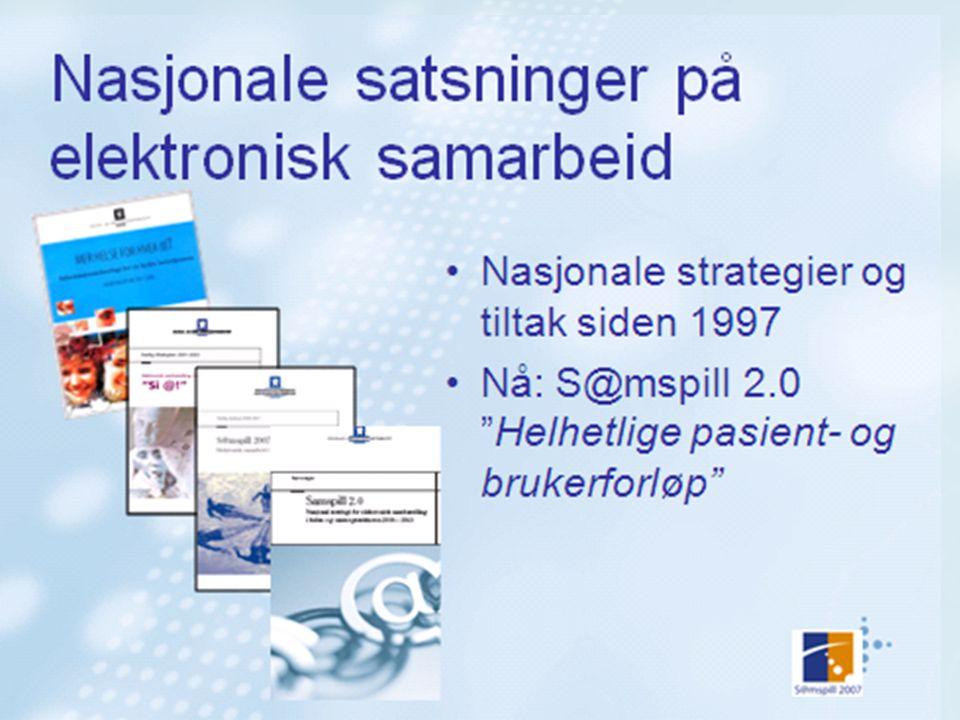 Hva kan FUNNKe bidra med i Finnmark?.......2 Støtte og koordinere arbeidet til kommuner som deltar i det nasjonale meldingsløftet, eller som vil være med….