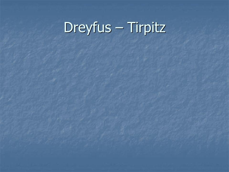 Dreyfus – Tirpitz