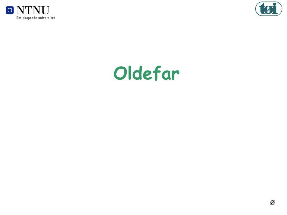 Oldefar ø