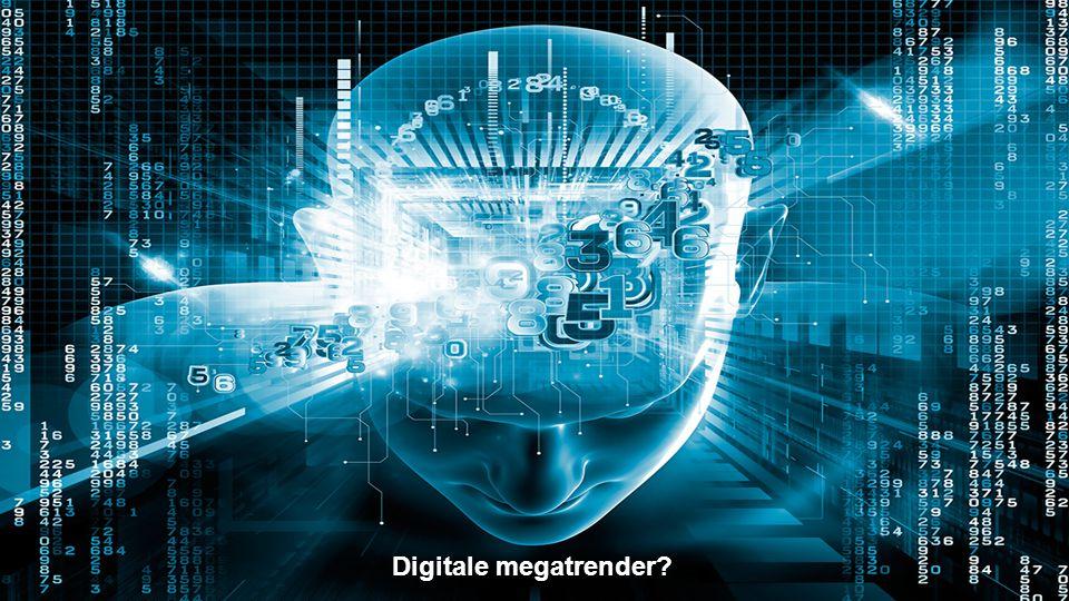 Digitale megatrender?