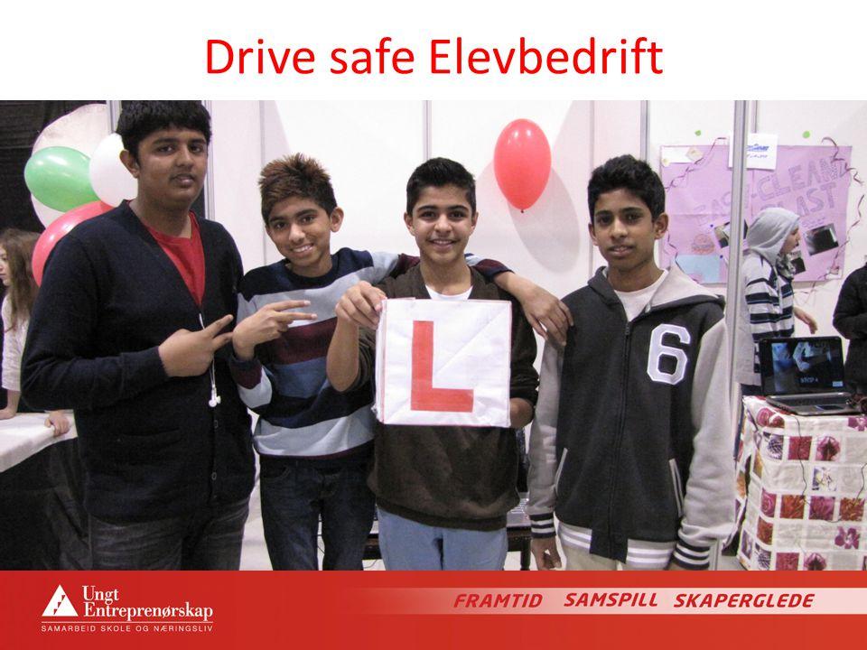 Drive safe Elevbedrift