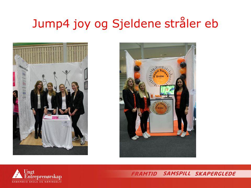 Jump4 joy og Sjeldene stråler eb