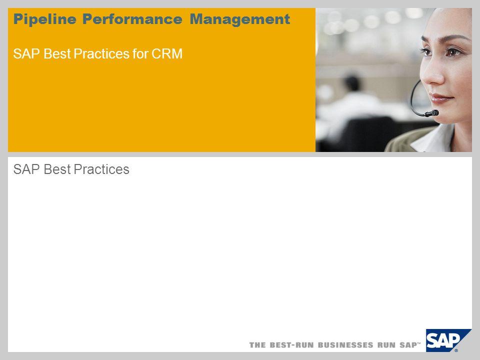 Scenariooversikt - 1 Formål Pipeline Performance Management (PPM) er en svært interaktiv analytisk applikasjon som er utviklet for å hjelpe salgssjefer og selgere med å planlegge kvoter og administrere pipelineaktivitet for å oppnå mål.