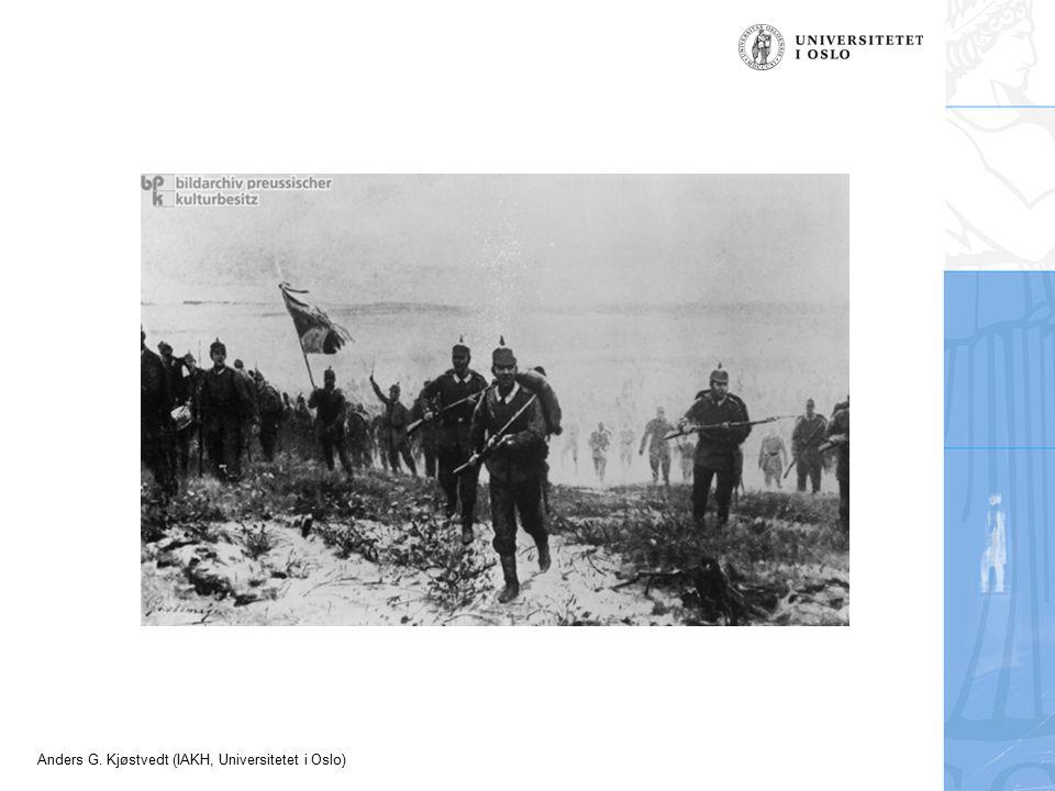 Anders G.Kjøstvedt (IAKH, Universitetet i Oslo) Totalitarismens tidsalder.