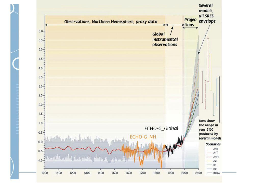 Europakart i en global klimamodell