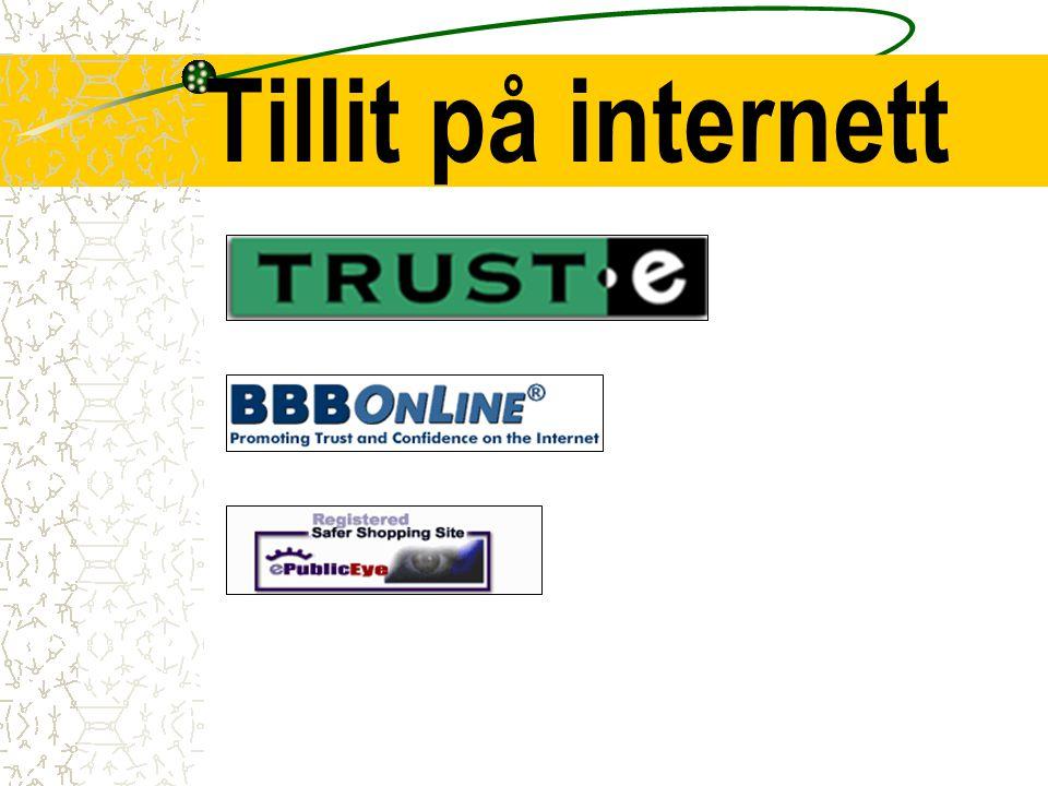 Tillit på internett