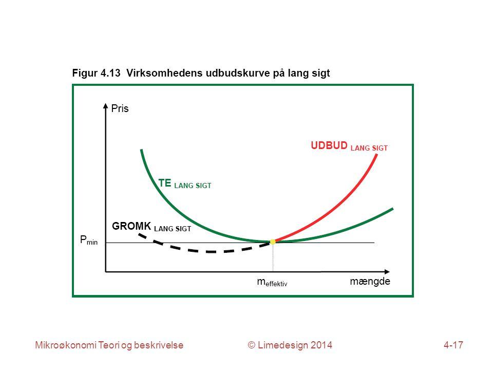 Mikroøkonomi Teori og beskrivelse © Limedesign 20144-17
