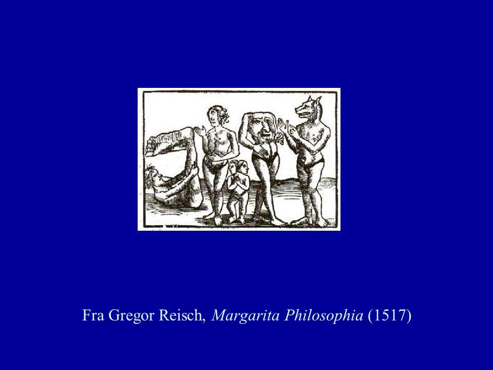 Fra Gregor Reisch, Margarita Philosophia (1517)