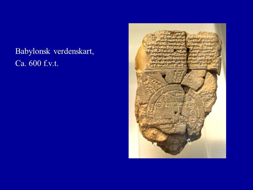 Hereford mappamundi Ca. 1300